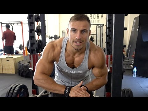 Trap City - 5 Exercises To Improve Your Traps