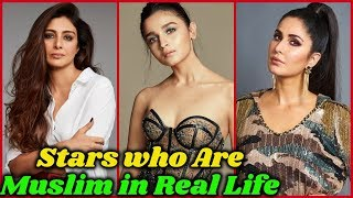 10 Bollywood Stars who are Muslim in Real Life