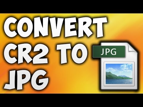 How To Convert CR2 To JPG Online - Best CR2 To JPG Converter Online [BEGINNER'S TUTORIAL]