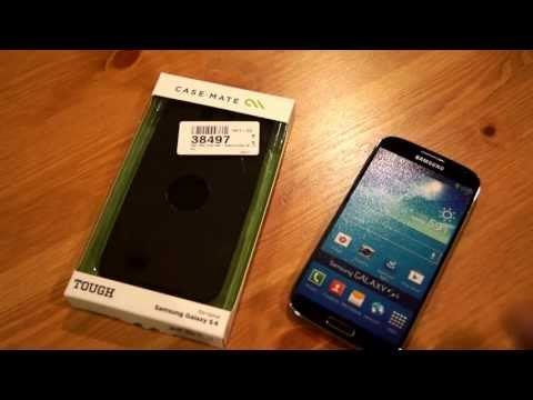 Case-Mate Tough Case for Samsung Galaxy S4 Review