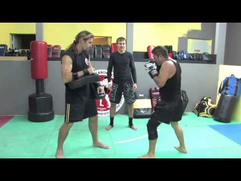 How to Learn Kickboxing