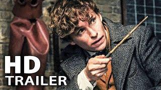 PHANTASTISCHE TIERWESEN 2: Grindelwalds Verbrechen - Teaser Trailer Deutsch German (2018)