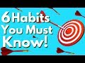 6 Habits of Successful People | High Performance Habits by Brendon Burchard Book Breakdown