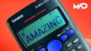 AMAZING calculator trick