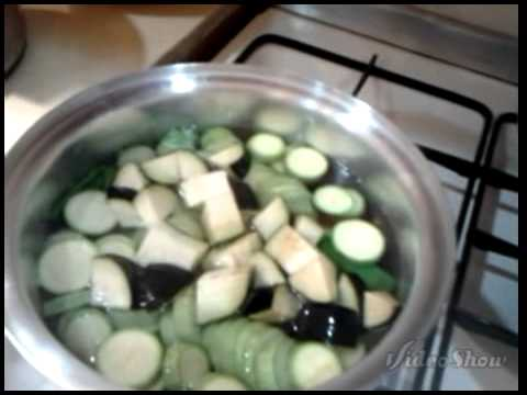 COoked VEgetabLes (MArag in ArAbic)