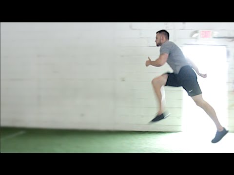 Top 10 Top Speed Drills [#1 Single Leg Bounding]