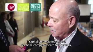 Jeremy Rifkin intervistato alla Settimana del Buon Vivere