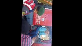 Jandarma ile Bulancak Belediye Başkanı  Olay Görüntülerin Tamamı