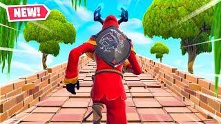 *NEW* TEMPLE RUN Custom Gamemode In Fortnite!