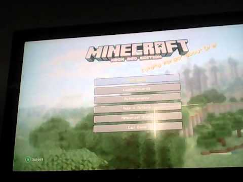 Xbox360 changing monster spawners