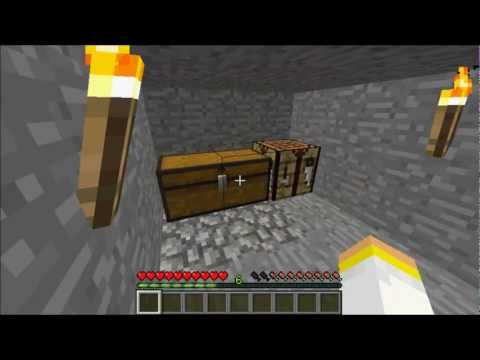 Minecraft Tutorial - How to Transfer Items Quickly