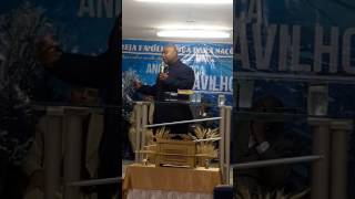 Pregação Pastor Reginaldo