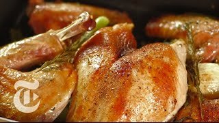 Fastest Roast Turkey Thanksgiving Recipes The New York Times