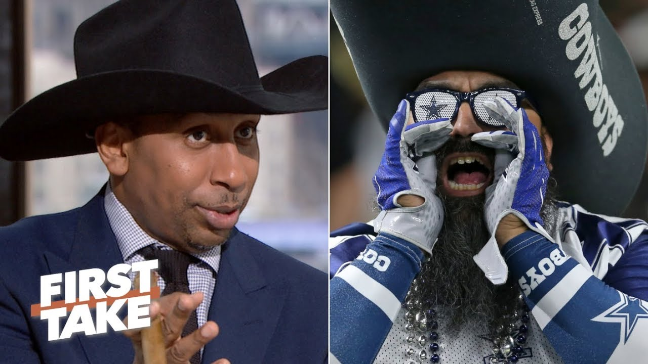 Stephen A. gives Cowboys fans a pep talk | First Take