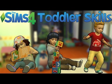 The Sims 4: Toddler Skills