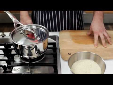 How To Cook Rice With Jamie Oliver S Mate Pete