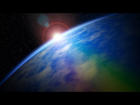Photoshop Tutorial: How to Create Dawn on a Planetary Horizon in Deep Space