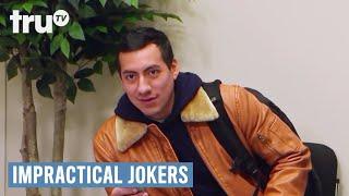 Impractical Jokers - Joe, Vampire Receptionist   truTV