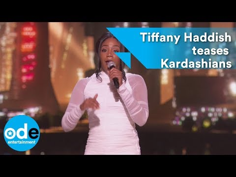 Tiffany Haddish teases Kim Kardashian and Kris Jenner at MTV Movie Awards