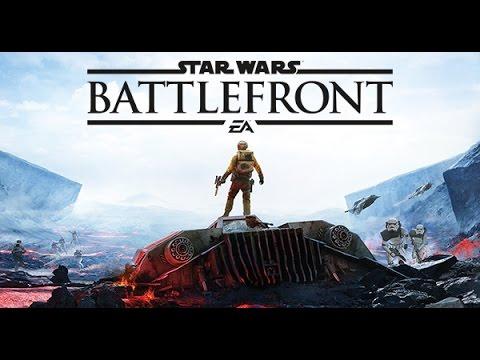 Star Wars Battlefront Beta | Drop Zone