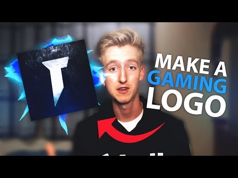 How To Make A Gaming Logo/Profile Picture In Photoshop (CC/CS6) 2017