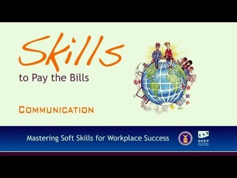 Soft Skills--Communication
