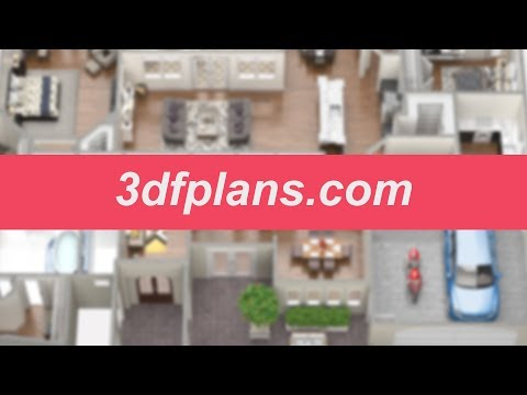 Perfect 3D Floor Plans for Real Estate