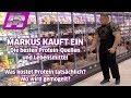 Markus beim Protein-Kauf im Supermarkt - Wer hält, was er verspricht?