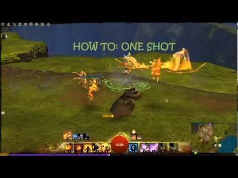 Guild Wars 2 Elementalist Burst Damage - PvP Build