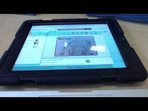 Ipads - Making Flip books come to life - Animated Gifs