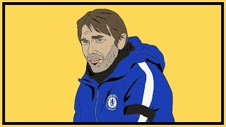 Tactics Explained | Antonio Conte & Chelsea