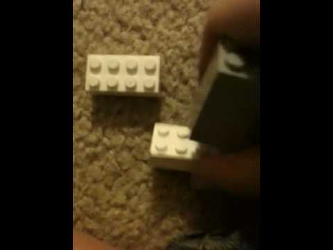 How to make a Lego television