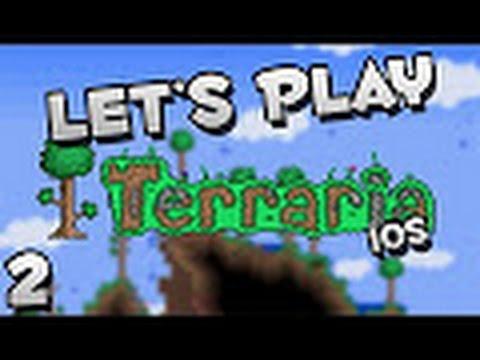 Terraria - First Mining [2]