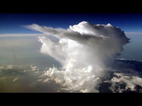 New York (Newark-EWR) - Seattle flight: NJ Turnpike, Manhattan, Midwest, landing 2015-09-06