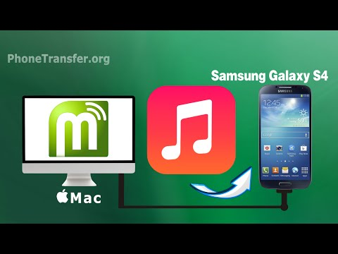 [Sync Music to Galaxy S4: Mac] How to Transfer Music from Mac to Samsung S4/S5?