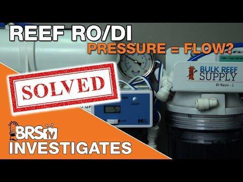 BRStv Investigates: Challenging PSI for proper RO/DI performance
