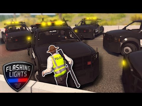 Xxx Mp4 COPS SUMMON TOW TRUCK APOCALYPSE Flashing Lights Multiplayer Gameplay Police Simulator Game 3gp Sex