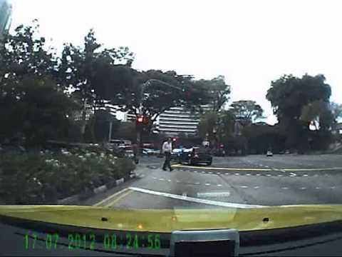 Cabby Camera - Running red light