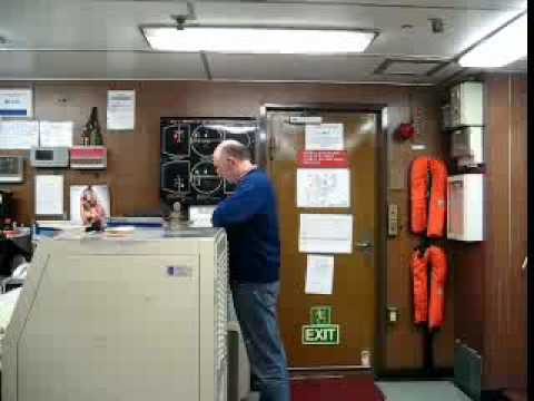 Offshore lung test