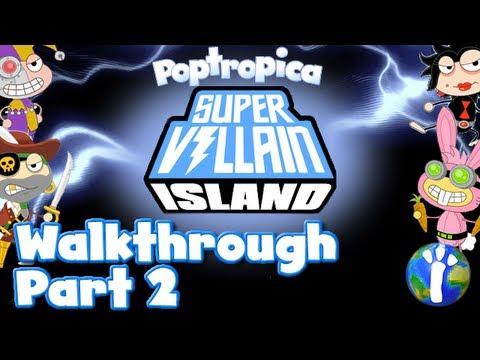 Poptropica: Super Villain Walkthrough Part 2