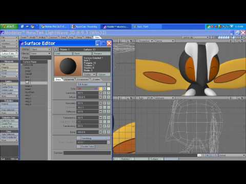 The Making of... Pokemon Mothim
