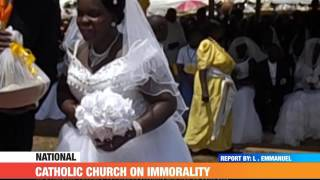 #PMLIVE: CATHOLIC CHURCH ON IMMORALITY