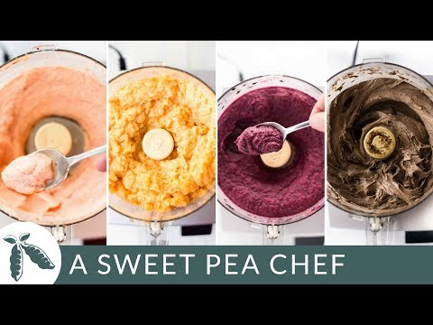 4 Healthy and Easy Frozen Desserts for Summer | A Sweet Pea Chef