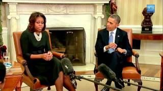 Download Happy 50th birthday, Michelle LaVaughn Robinson Obama (born January 17, 1964) Video