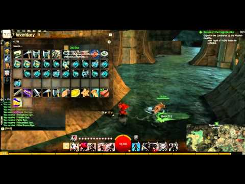 Guild Wars 2- 20 Unidentified Dye Probability Test