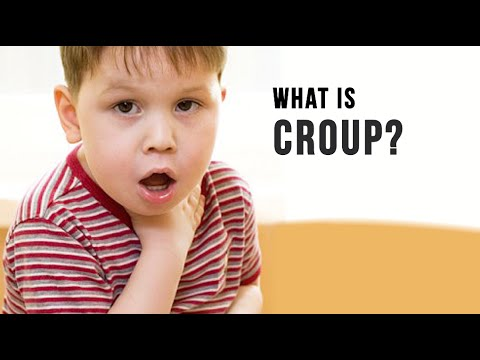 What is Croup? - Lets Hope Your Child Never Gets It