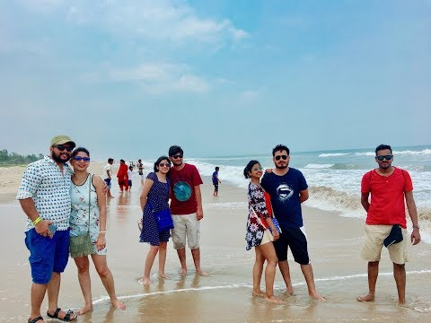 Trip to Pondicherry!!