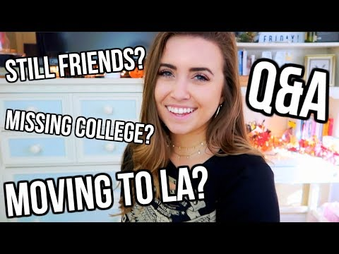 LIFE UPDATE Q&A | Why I'm Moving to LA