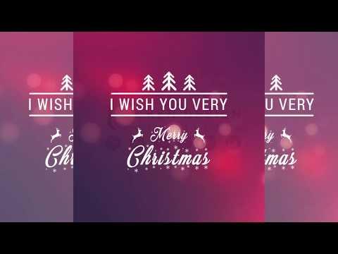 Photoshop Tutorial - Merry Christmas Poster Design