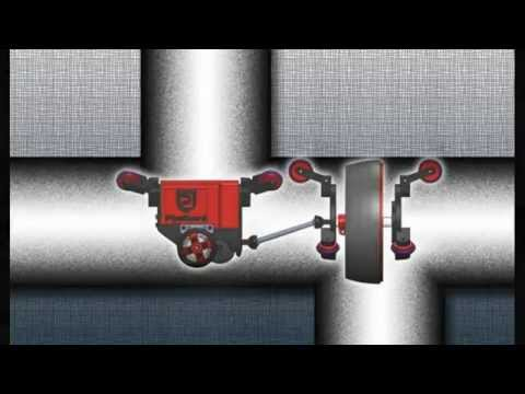 Robotic Device for detecting Leaks in Pipes of Gas, Oil or Water.
